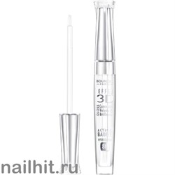 Bourjois 341180 Блеск для губ Effet 3D, тон 18 transparent oniric