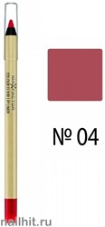 Max Factor Карандаш для губ Colour Elixir, тон №04 (Pink Princess)