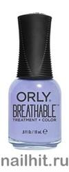20918 Orly BREATHABLE 918 Just Breathe 18мл Профессиональный дышащий уход- цвет за ногтями