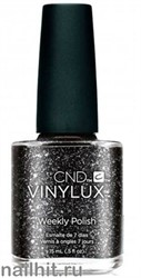 230 VINYLUX CND Dark Diamonds Черный бриллиант (Коллекция Starsrtuck) Зима 2016
