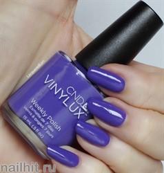 236 VINYLUX CND Video Violet (Коллекция New Wave) ВЕСНА 2017