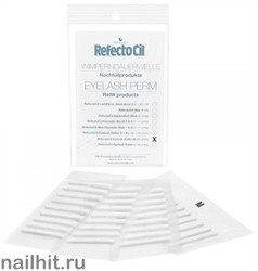 85505 RefectoCil Eyelash perm set  РАЗМЕР М  32шт Бигуди для завивки ресниц