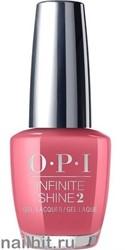 T31 OPI Лак для ногтей Infinite Shine My Address is Hollywood 15мл Весна 2017 С перламутром