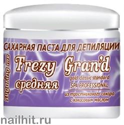 13647 Frezy Grand 11112 Паста сахарная для депиляции 400гр СРЕДНЯЯ