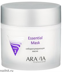6001 Aravia Себорегулирующая маска Essential Mask 300мл