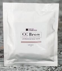 759115 CC Brow Хна для бровей в саше Light brown 5гр СВЕТЛО-КОРИЧНЕВАЯ
