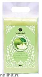 "12242 Planet Nails Парафин для ванн ""Зеленое яблоко"" 400гр"