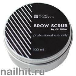 759351 CC Brow Скраб для бровей Brow Scrub 100мл
