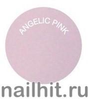 Entity Акриловая пудра для ногтей 7гр ANGELIC PINK (Светло-розовая)