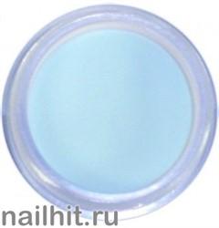 Entity Акриловая пудра для ногтей 7гр IMPRESSIONIST'S SKY BLUE (Нежно-голубая)