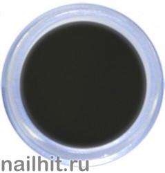 Entity Акриловая пудра для ногтей 7гр SFUMATO BLACK (Черная)