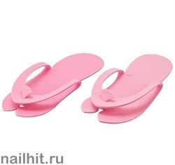 Тапочки вьетнамки педикюрные 5мм Фиолетовые 1пара