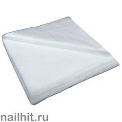 Салфетки одноразовые безворсовые спанлейс 15x15-200шт