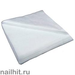Салфетки одноразовые безворсовые спанлейс 20x20-100шт