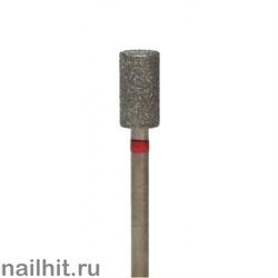 Фреза алмазная цилиндрическая d-5мм (мелкая абр.)