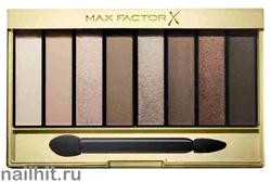"Max Factor Тени для век ""Masterpiece Nude Palette"" тон 01 Cappuccino nudes"