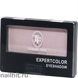 05065 Триумф TF Тени для век одноцветные Expertcolor Eyeshadow MONO 107 матовый светло-сиреневый