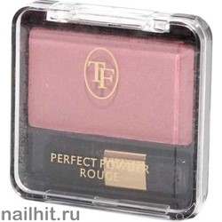 14029 Триумф TF Румяна для лица Perfect Powder Rouge 02 розалия