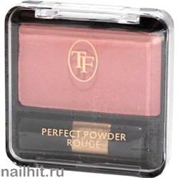 14036 Триумф TF Румяна для лица Perfect Powder Rouge 03 розовый лед