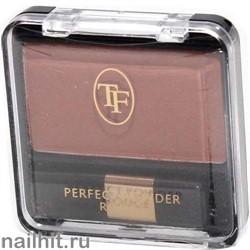 14074 Триумф TF Румяна для лица Perfect Powder Rouge 07 терракотовый
