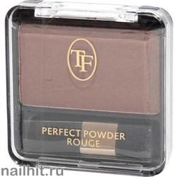 14081 Триумф TF Румяна для лица Perfect Powder Rouge 08 розово-коричневый