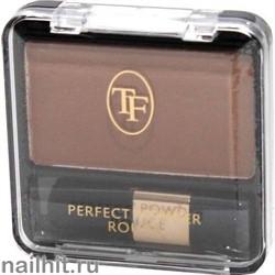 14098 Триумф TF Румяна для лица Perfect Powder Rouge 09 матовый коричневый