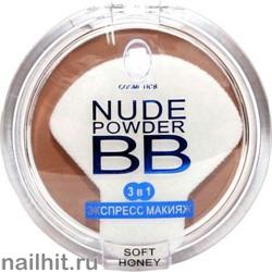 02866 Триумф TF Пудра для лица Nude BB Powder 03 темно-бежевый