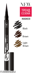 07342 Триумф TF Маркер для глаз и бровей TOP MODEL коричневый