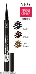 07359 Триумф TF Маркер для глаз и бровей TOP MODEL светло-коричневый