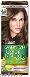 Garnier Краска для волос Колор Нэчралс 6.00 Глубокий светло-каштановый