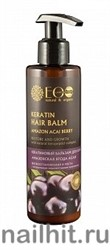 433367 Ecolab Страны Бальзам Кератиновый для восстановления и роста волос 200мл Амазонская асаи