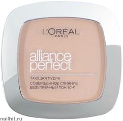 L'OREAL Пудра компактная Alliance Perfect, тон R3 Бежево-розовый