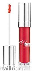 """Pupa 0032205 Блеск для губ 3D эффект """"Miss Pupa GLOSS"""" тон 205 прикосновение красного"""