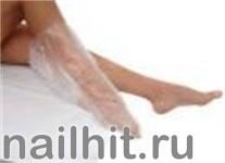 Пакет одноразовый для парафинотерапии 31x40 см (Для рук и ног) 20шт (плотный)