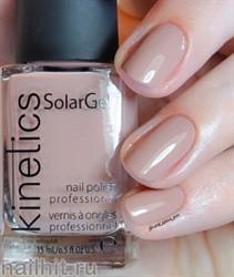 392 Kinetics SolarGel Nude Different Лак гелевый для ногтей 15мл (Стойкий, БЕЗ уф-лампы)