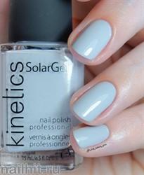 393 Kinetics SolarGel Ivory Night Лак гелевый для ногтей 15мл (Стойкий, БЕЗ уф-лампы)