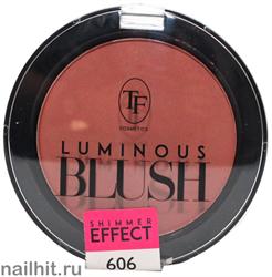 93063 Триумф TF Румяна для лица Luminous BLUSH, тон 606 элегантный коричневый