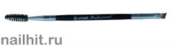 03504 Триумф TF HB07 Кисть для бровей и ресниц двухсторонняя Home Professional
