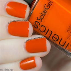 400 Kinetics SolarGel Carrot Parrot Лак гелевый для ногтей 15мл (Стойкий, БЕЗ уф-лампы)