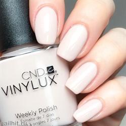 259 Vinylux CND Лак для ногтей Cashmere Wrap 15мл Розовато-кремовый, без перламутра и блесток, плотный