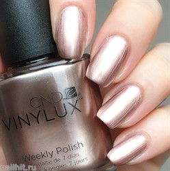 260 Vinylux CND Лак для ногтей Radiant Chill 15мл Светло-бронзовый, с перламутром, плотный