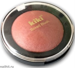 05027 KiKi Румяна запеченные BAKED Blash 502 оранжево-персиковый