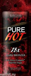 05 Sun Luxe Крем для загара в солярии Pure Hot 18x Лесные ягоды 15мл