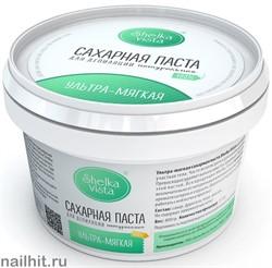 636715 Shelka vista Сахарная паста для шугаринга 800гр Ультра-Мягкая