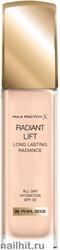 Max Factor Radiant Lift Foundation 30мл Тональная основа для лица, тон 35 Pearl Beige