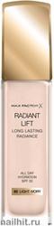 Max Factor Radiant Lift Foundation 30мл Тональная основа для лица, тон 40 Light Ivory