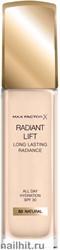 Max Factor Radiant Lift Foundation 30мл Тональная основа для лица, тон 50 Natural