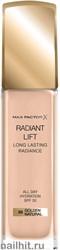 Max Factor Radiant Lift Foundation 30мл Тональная основа для лица, тон 55 Golden natural