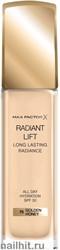 Max Factor Radiant Lift Foundation 30мл Тональная основа для лица, тон 75 Golden honey