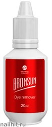"BR-2002 Sexy Brow Средство для удаления краски с кожи ""Bronsun"" 20мл"